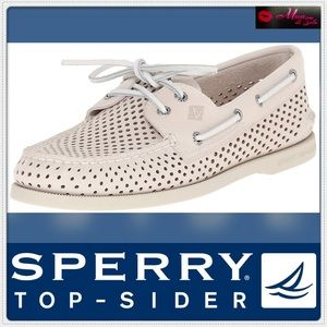 Sperry Authentic Original Laser Perf Boat Shoe